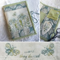 Daisy Dance Needlework Keep - group